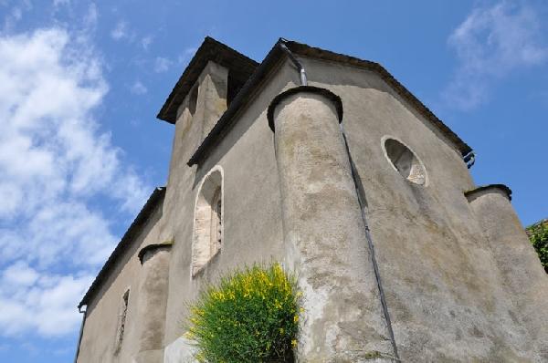 Chapelle St André de Clauzelles
