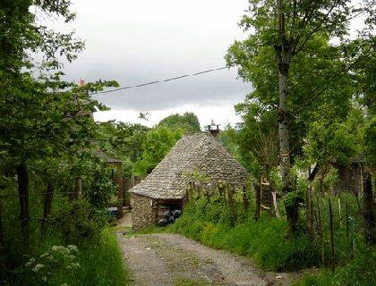 Le four banal de Lestrade (Castelnau-de-Mandailles)