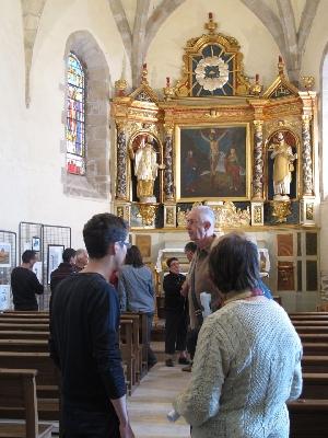 Eglise Saint-Martin des Faux