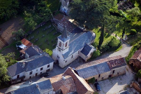 Eglise de La Salvetat des Carts