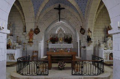 Eglise de Villevayre
