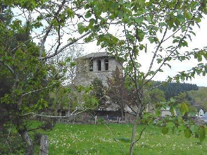 Eglise  De Saint Martin De Cormières