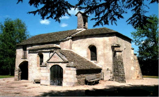 Chapelle de Salars