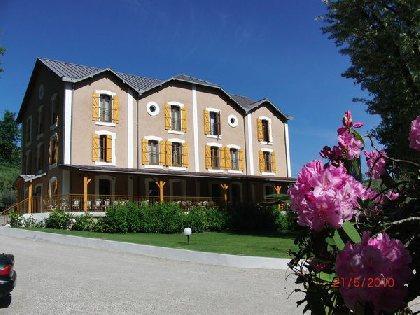 Hôtel du Parc, OFFICE DE TOURISME DE CRANSAC