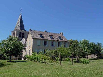 Le Clocher - AYGB28, OFFICE DE TOURISME de CONQUES-MARCILLAC