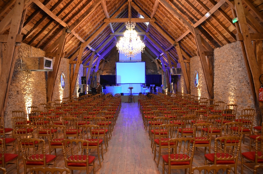 Château de Labro - Salle de réception