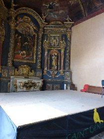 Auditorium de St Geniez d'Olt, OFFICE DE TOURISME INTERCANTONAL SAINT GENIEZ  / CAMPAGNAC