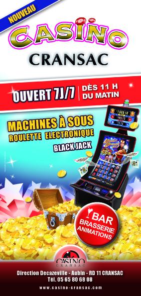 Casino de Cransac