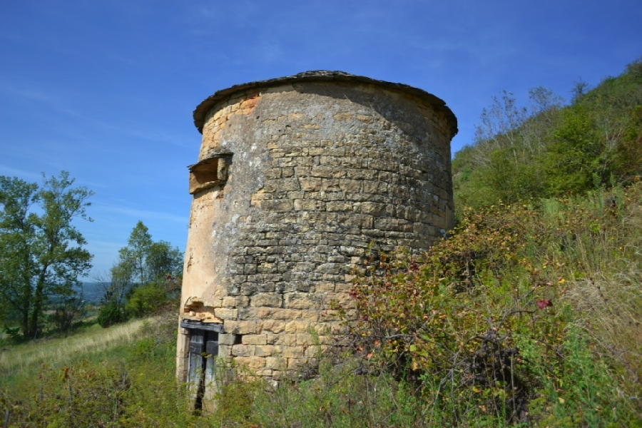 Randonnées pédestres au départ de Castelnau de Mandailles