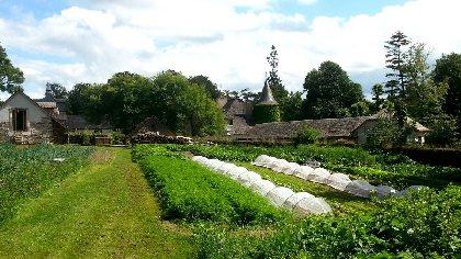 Le Jardin de Veillac, OFFICE DE TOURISME DE PARELOUP LEVEZOU