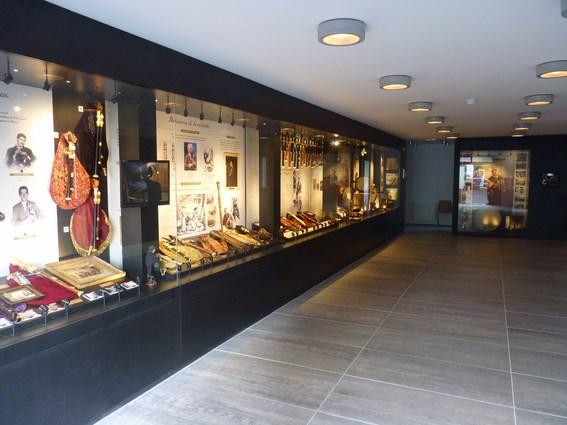 Musée de la cornemuse du Massif Central