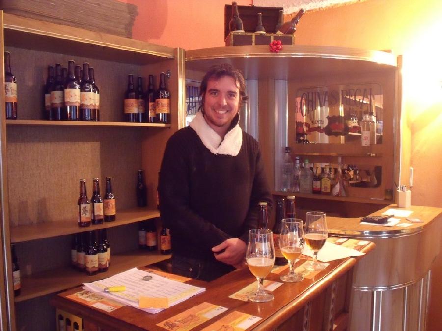 Brasserie artisanale : Les Mousses du Rouergue