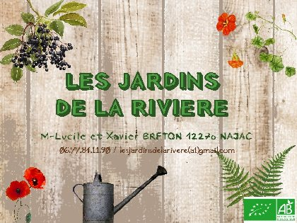 Les Jardins de la Rivière