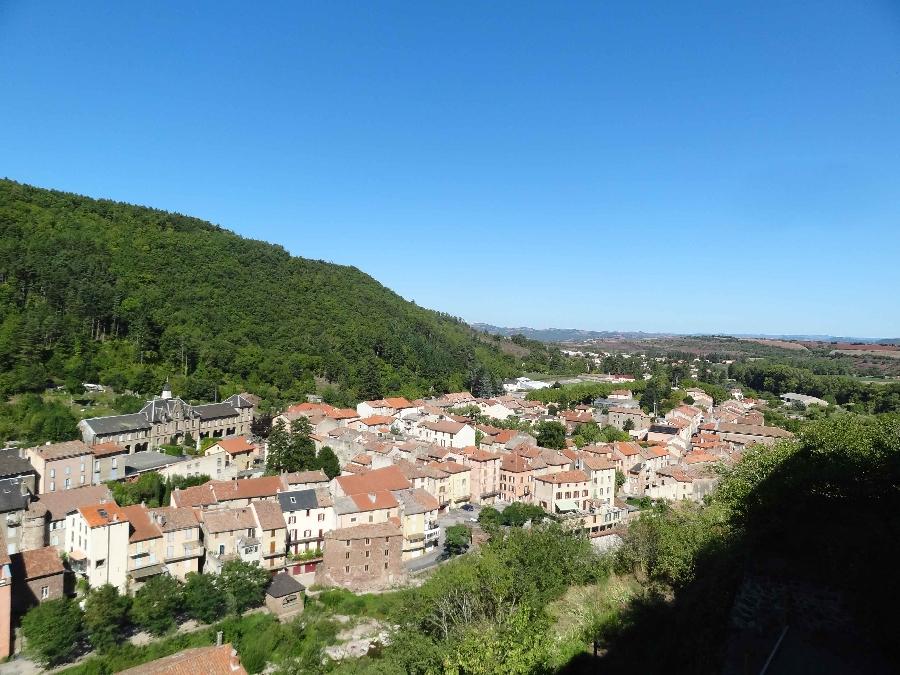 Les Hauts de Camares - Gite Rougiers