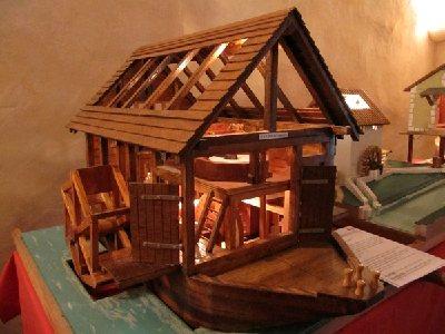 Exposition Les Moulins d'Autrefois