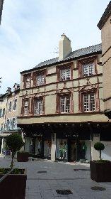 Maison Trouillet, OFFICE DE TOURISME DU GRAND RODEZ