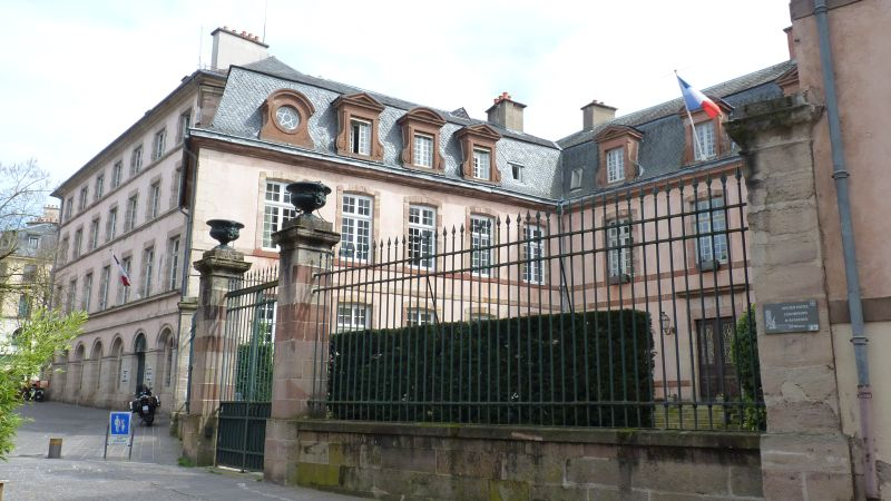 Hôtel LENORMAND D'AYSSENES