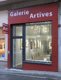 Galerie ARTIVES, OFFICE DE TOURISME DU GRAND RODEZ