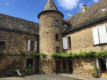 Château de CADARS, OFFICE DE TOURISME DU NAUCELLOIS
