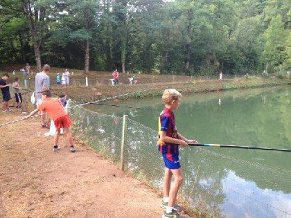 F'Estivales du Lot à l'Aubrac : Ecole de pêche du Ribatel