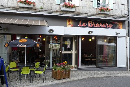 Bar- restaurant le Brasero, Office de tourisme Argences en Aubrac