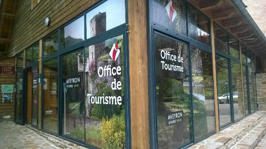 Office de tourisme du Pays Rignacois - Bureau d'information touristique de Belcastel