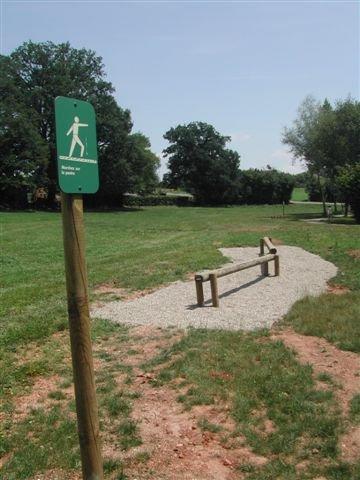 Parcours santé de Rignac