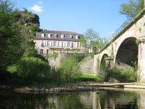 Pont du Port de la Besse