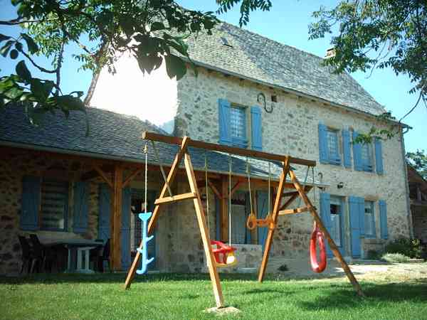 La maison aux volets bleus - H12G005550