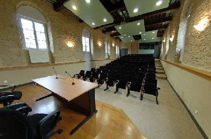 Hôtel Espace Rencontre Angèle Mérici (Salle), OFFICE DE TOURISME DU CANTON D'ESPALION