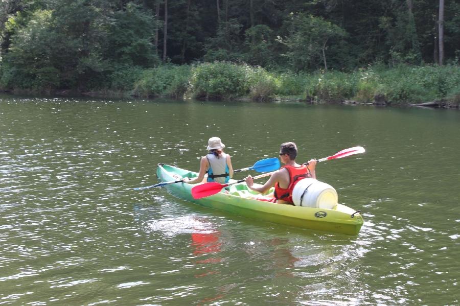 O'Paddle d'Olt : canoë, kayak, Stan Up Paddle, bateaux électriques, vélos électriques (groupes)