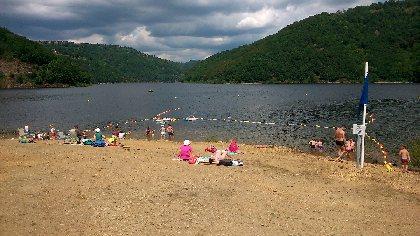 Lac de Sarrans - Laussac, OFFICE DE TOURISME DU CANTON DE MUR DE BARREZ