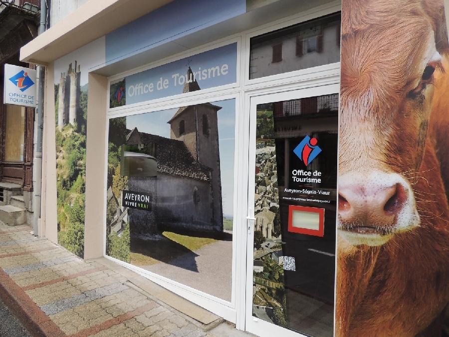 Office de Tourisme Aveyron Ségala - bureau de Rieupeyroux