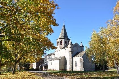 Eglise Saint Sauveur de Grandfuel