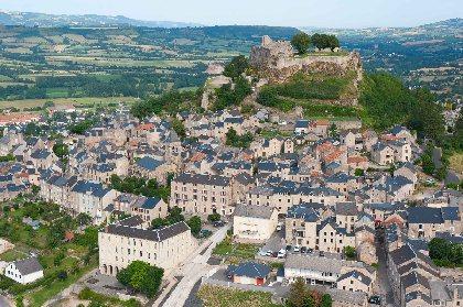 Visites guidées du site historique de Sévérac-le-Château
