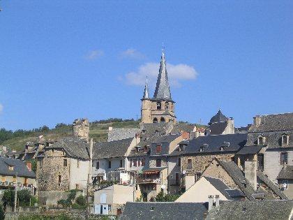 Randonnée Saint-Côme-d'Olt : PR8