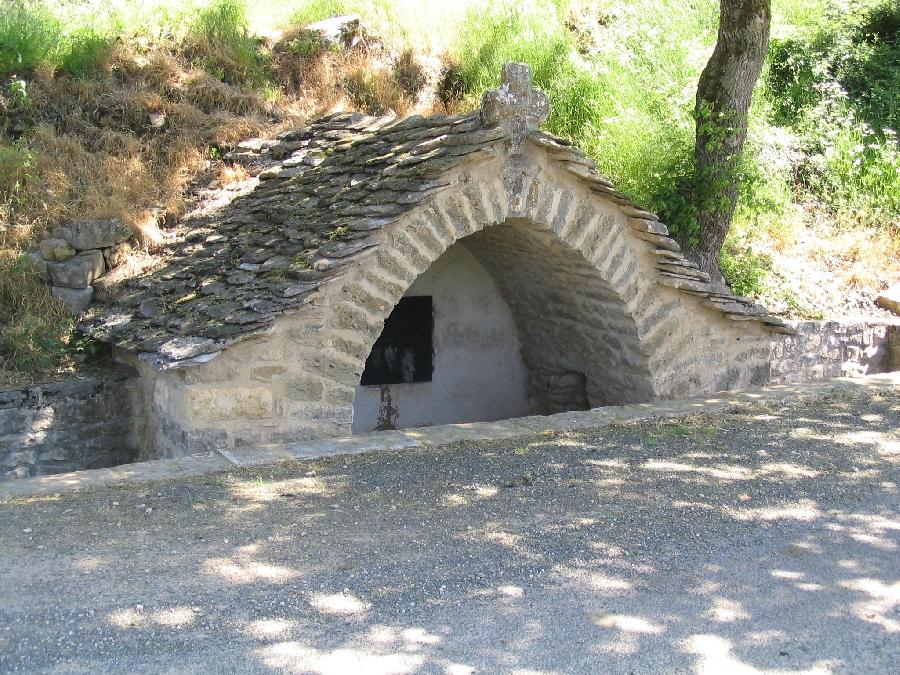 Randonnée Les Fontaines Voûtées à Sévérac-le-Château