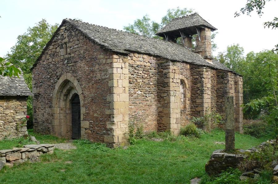 Randonnée de Saint-Geniez d'Olt à la Chapelle d'Aurelle