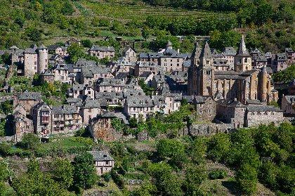 Vallée du Lot, Aubrac et Truyère