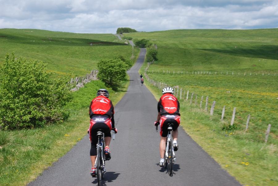 Cyclotourisme : Circuit - A la découverte de l'Aubrac par l'Est