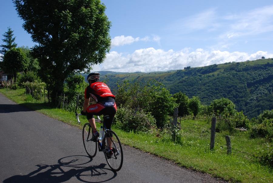 Le circuit des 10 plus beaux villages de France : Etape N°2 : Aubrac - Peyreleau