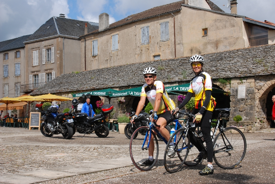 Le circuit des 10 plus beaux villages de France : Etape N°4 : Nant - Réquista