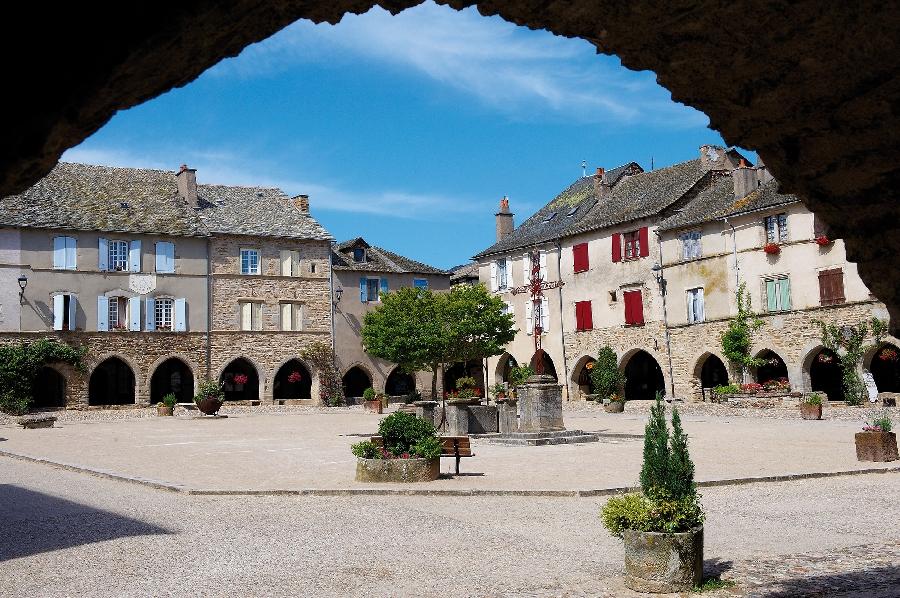 Le circuit des 10 plus beaux villages de France : Etape N°5 : Réquista - Najac