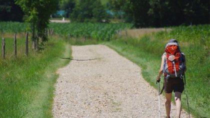 Le GR®65 - Le chemin de Saint-Jacques de Compostelle : Étape n° 6 : Decazeville – Figeac