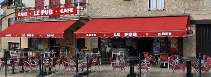 Bar-Café Le Pub