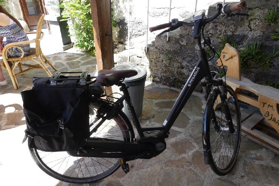 Le Clos de Banes - Location de vélos électriques