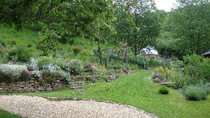Le Jardin des Amis,