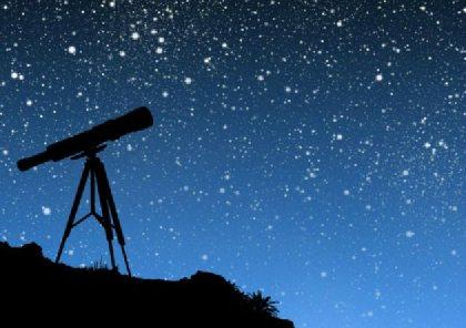 Observation du ciel à l'oeil nu et au télescope