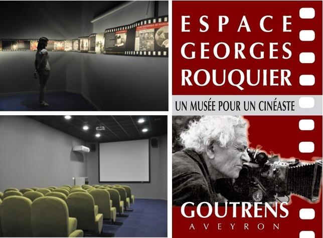 Journées européennes du patrimoine: Espace Georges Rouquier