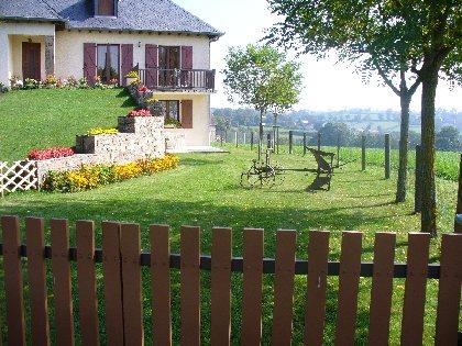Gîte au coeur de l'Aveyron